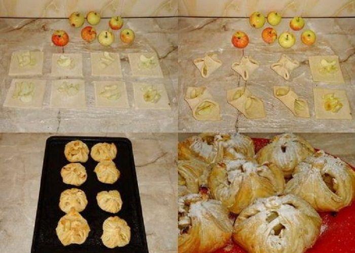 Пирожки фото