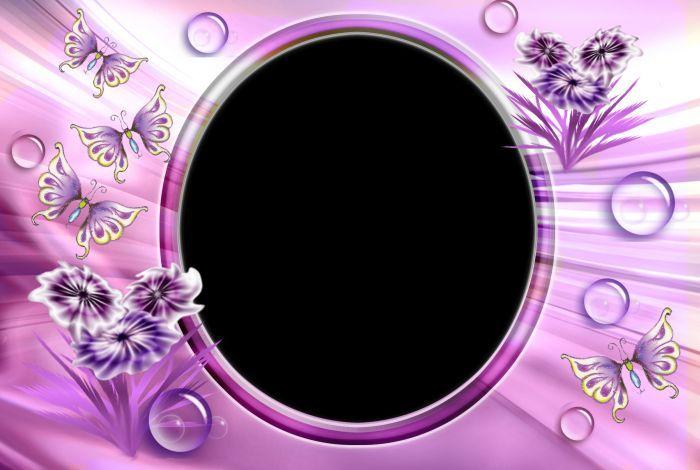 Круглые рамки фото