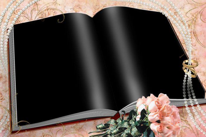 Рамки с книгами фото