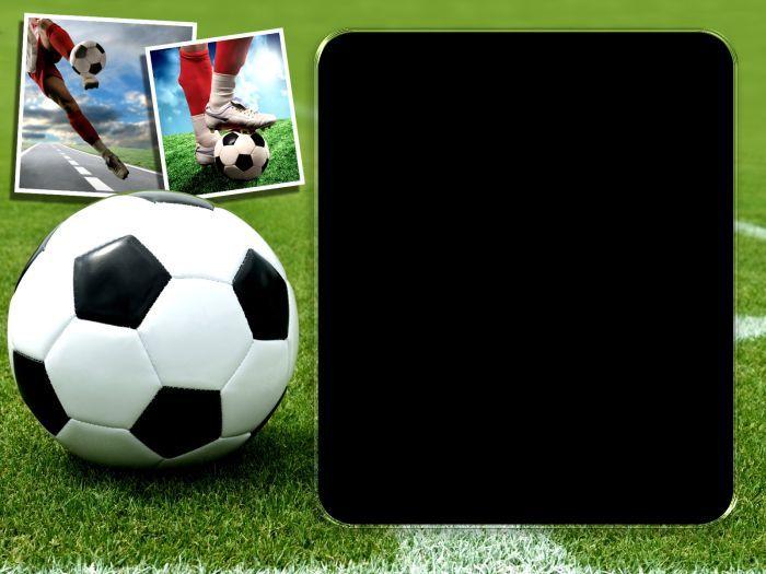 Спортивные рамки фото