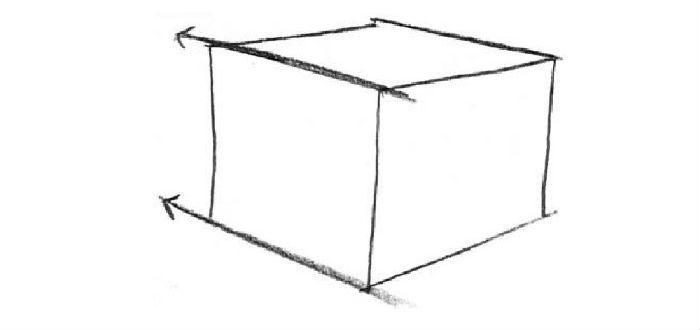 Куб 3d фото