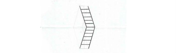 Лестница 3d фото