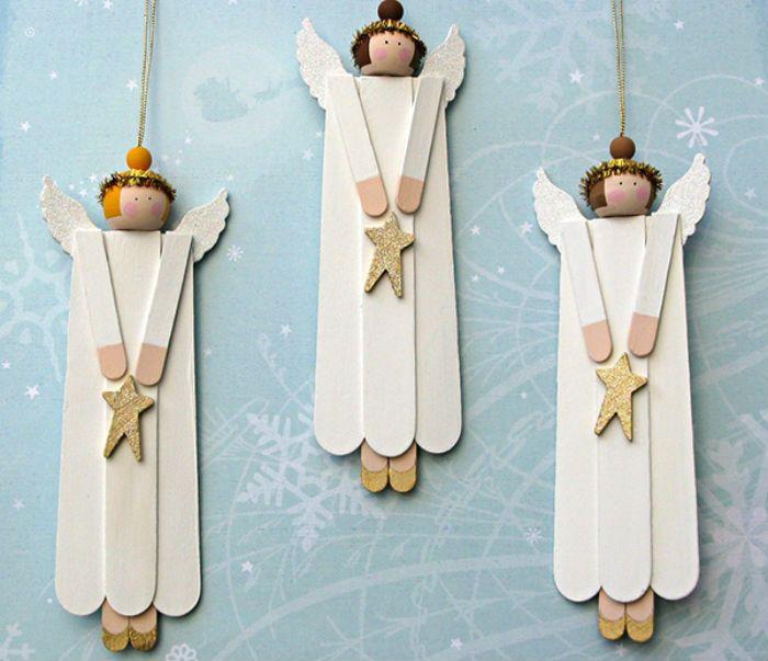 Поделки на Рождество фото