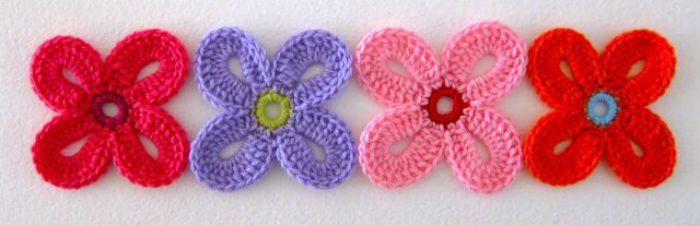 схема 1 гавайский цветок фото