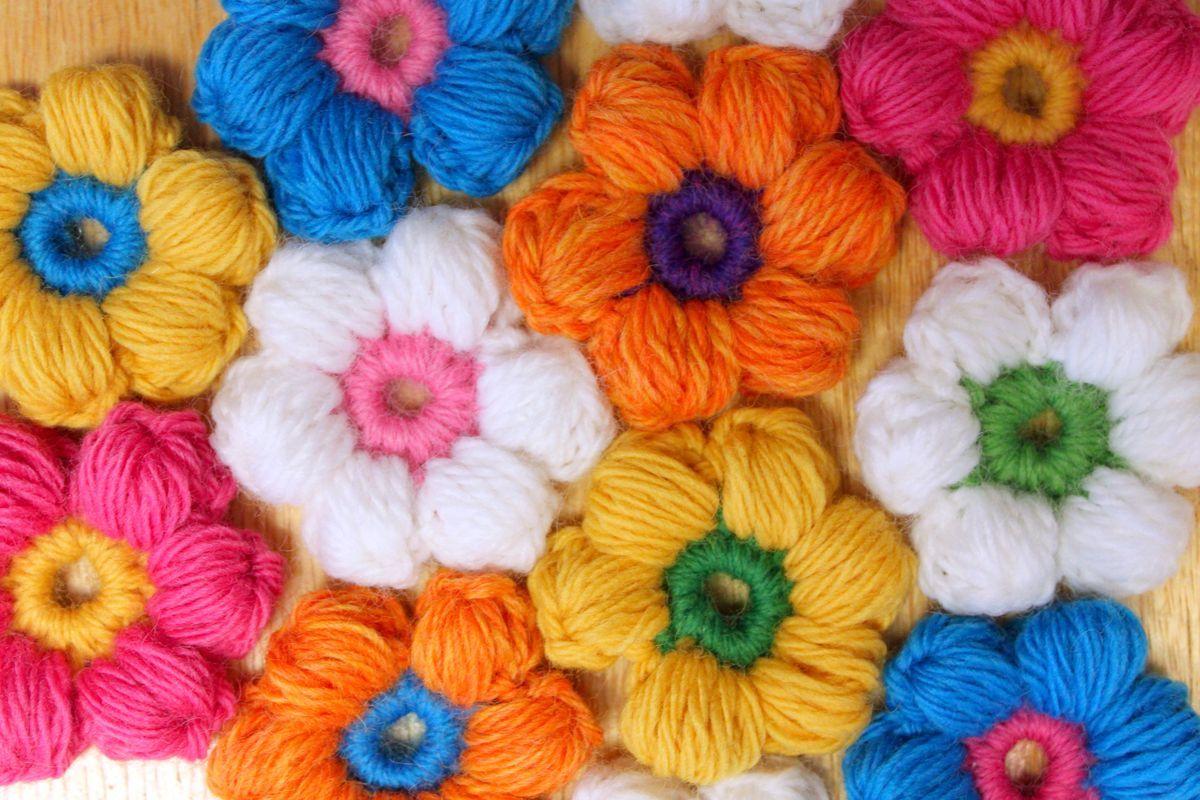 Пышные цветы фото