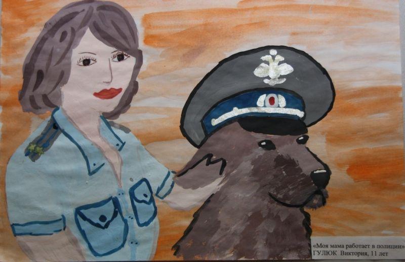 Служу России рисунок 10 фото