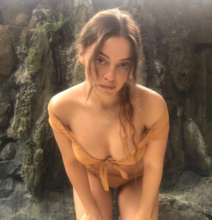 Катя Кищук фотография груди
