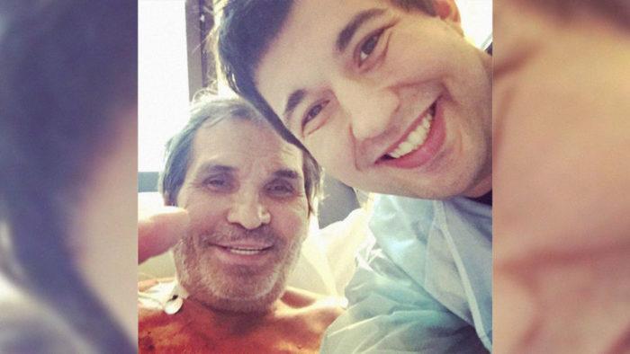 Бари Алибасов в больнице фото