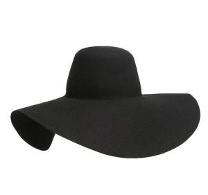 Широкополая шляпа фото