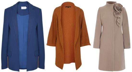 Жакеты, пальто, пиджаки и кардиганы для типа фигуры прямоугольник фото