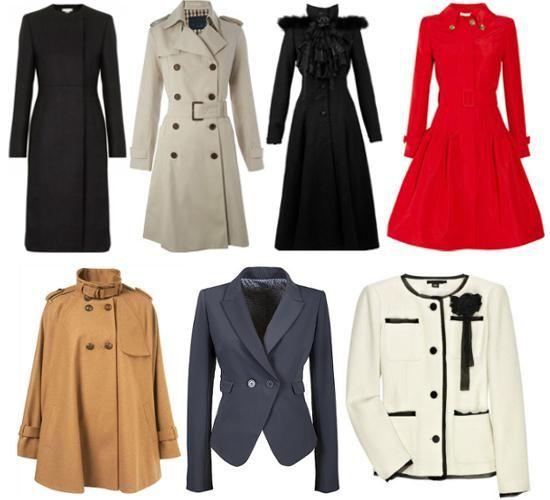 Жакеты, пальто, пиджаки для типа фигуры груша фото