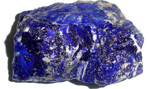 Фотография камня лазурит