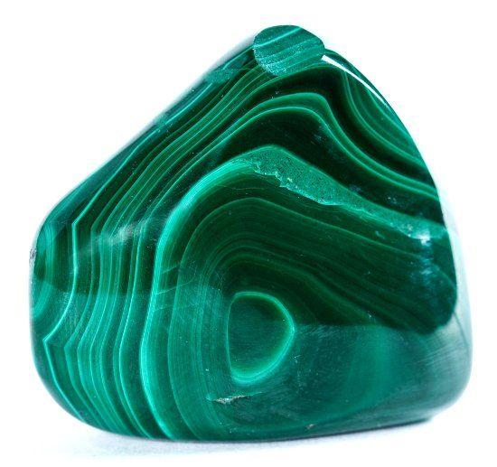 Камень малахит фотография