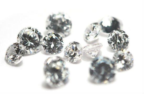 Фотография алмазов
