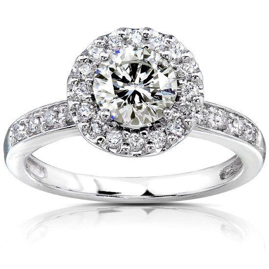 Кольцо с алмазами фото