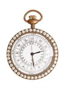 30 лет свадьбы карманные часы с жемчугом
