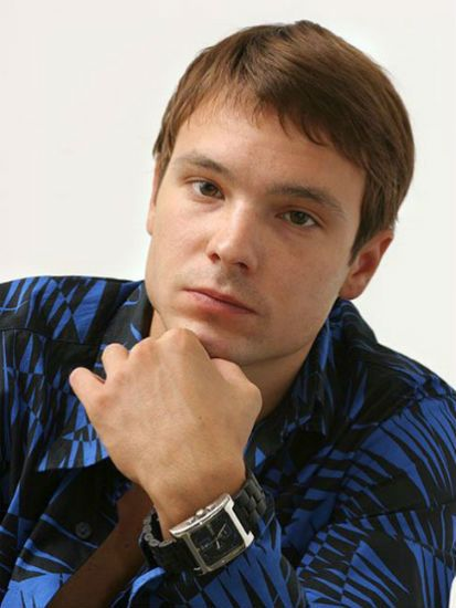 Актер Алексей Чадов