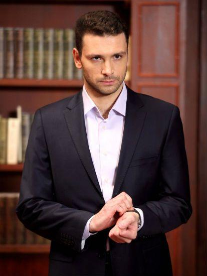 Актер Антон Хабаров
