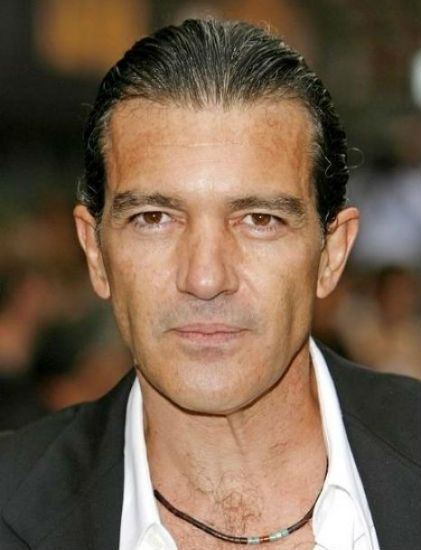 Актер Антонио Бандерас