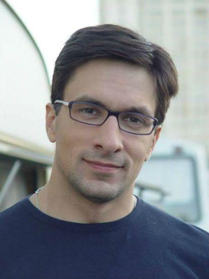 Актер Григорий Антипенко