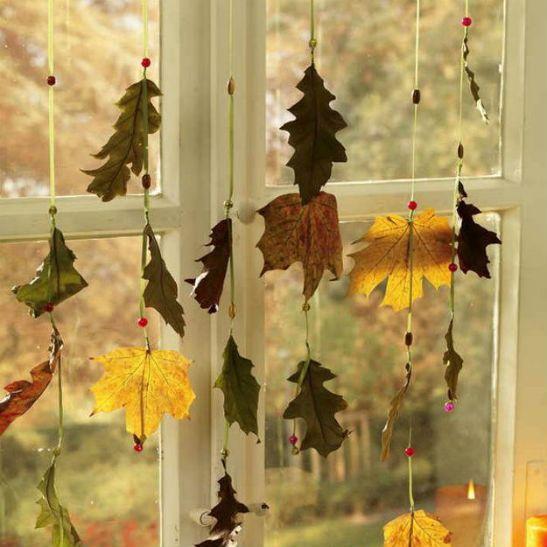 Осенняя декорация