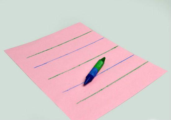Помпон из бумаги способ 1 шаг 4