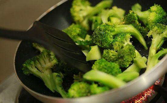 Приготовление брокколи шаг 5