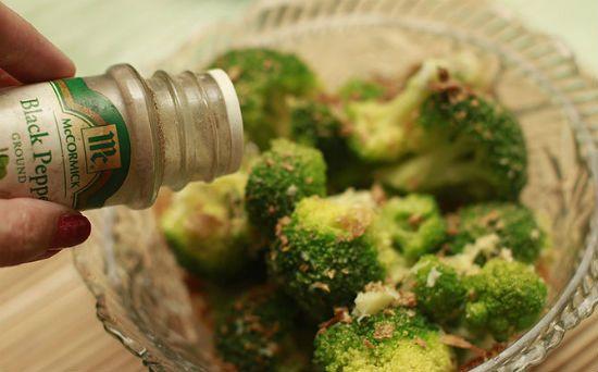 Приготовление брокколи шаг 6