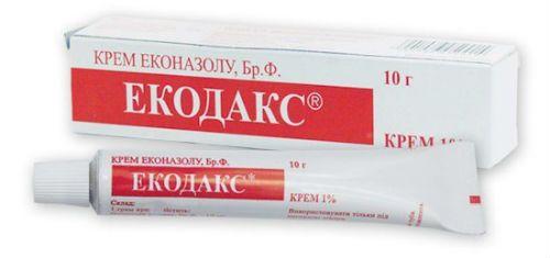 Противогрибковый препарат Экодакс