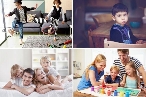 Как фотографировать детей (фото)