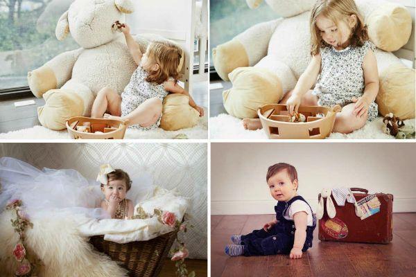 Съемка детей (фото)
