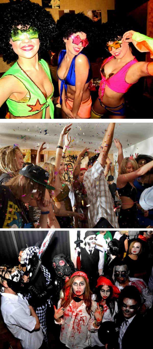 Фотосессия дома в жанре вечеринка фото