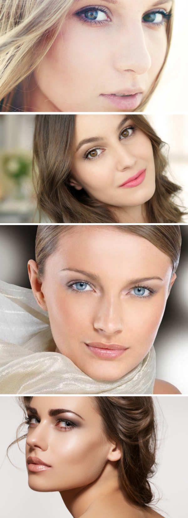 Натуральный макияж фото
