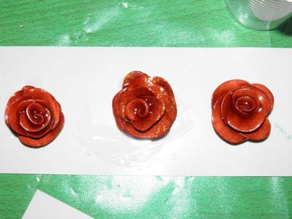 Готовые розы фото