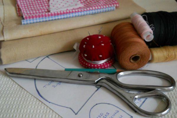 Нужные инструменты и материалы фото