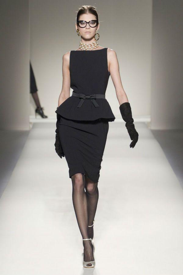 Платье в стиле Одри Хепберн фото