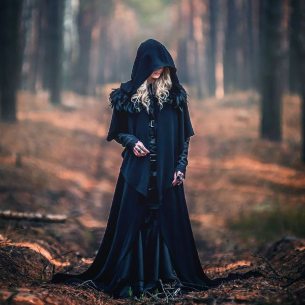 Ведьма фото
