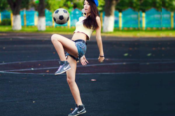 Спортивный стиль фото