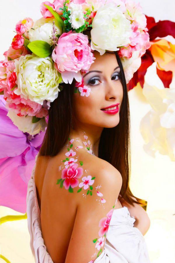 Съемка цветов фото