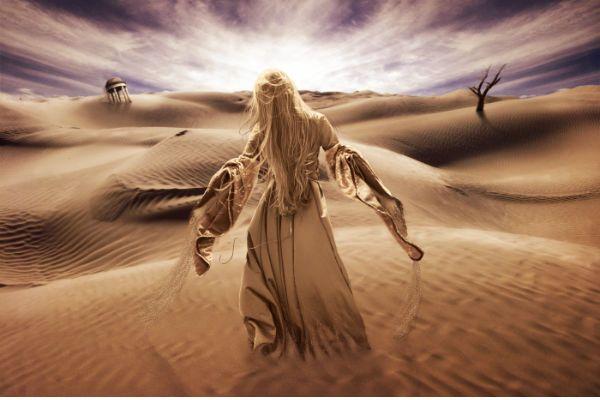 Ведьма пустыни фото