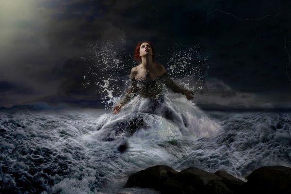 Морская ведьма фото