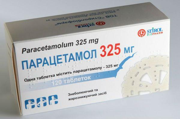 Изображение - Обезболивающие таблетки для мышц и суставов Paratsetamol-foto