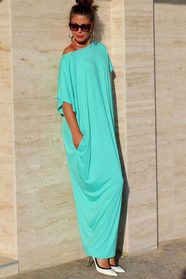 Платье оверсайз фото