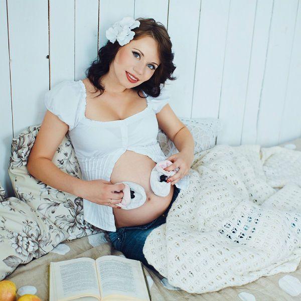 Фотозона для беременных фото