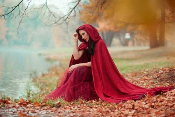 Красная Шапочка фото