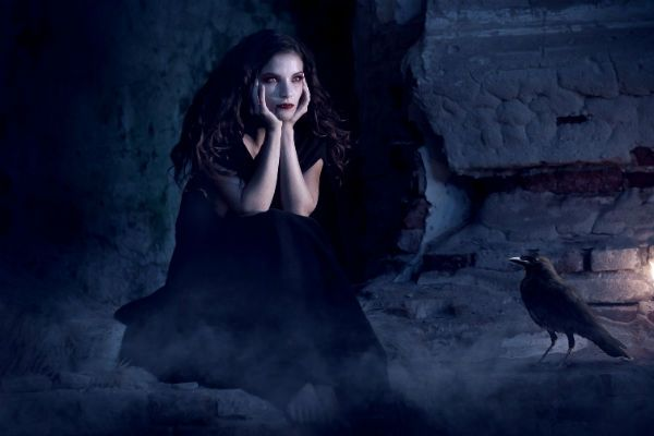 Вампир фото