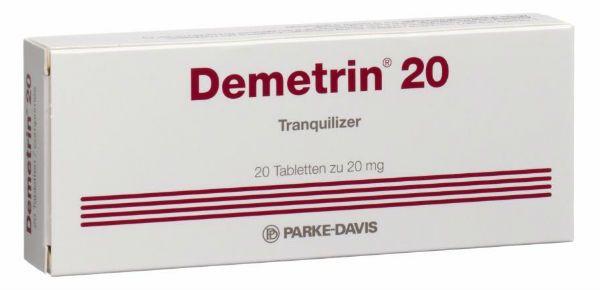 Деметрин фото