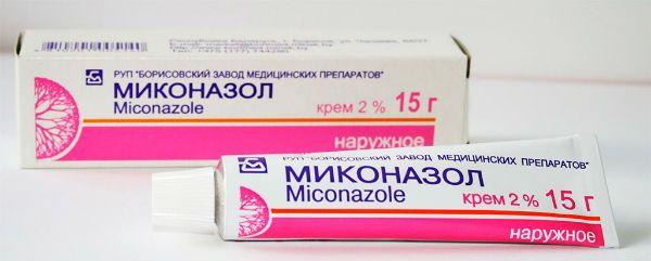 Миконазол крем фото