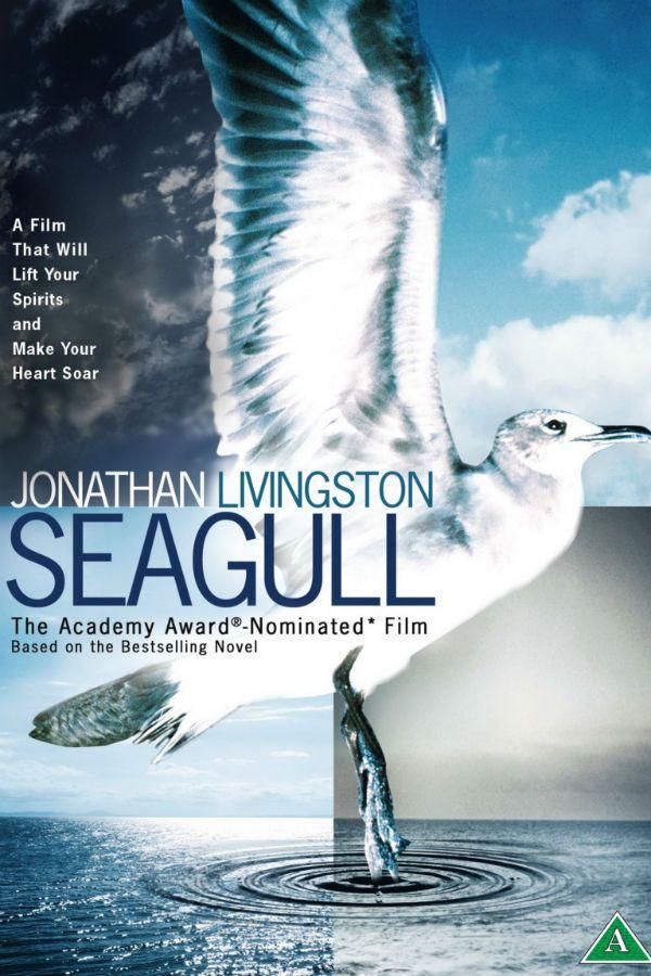 «Чайка по имени Джонатан Ливингстон» — Ричард Бах фото