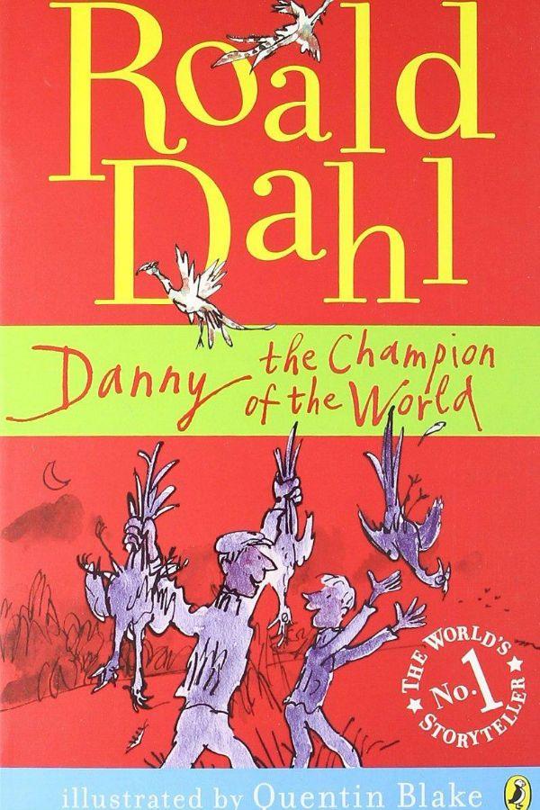 «Дэнни — чемпион мира» — Роальд Даль фото